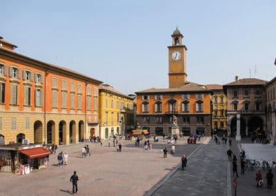 reggio emilia piazza prampolini