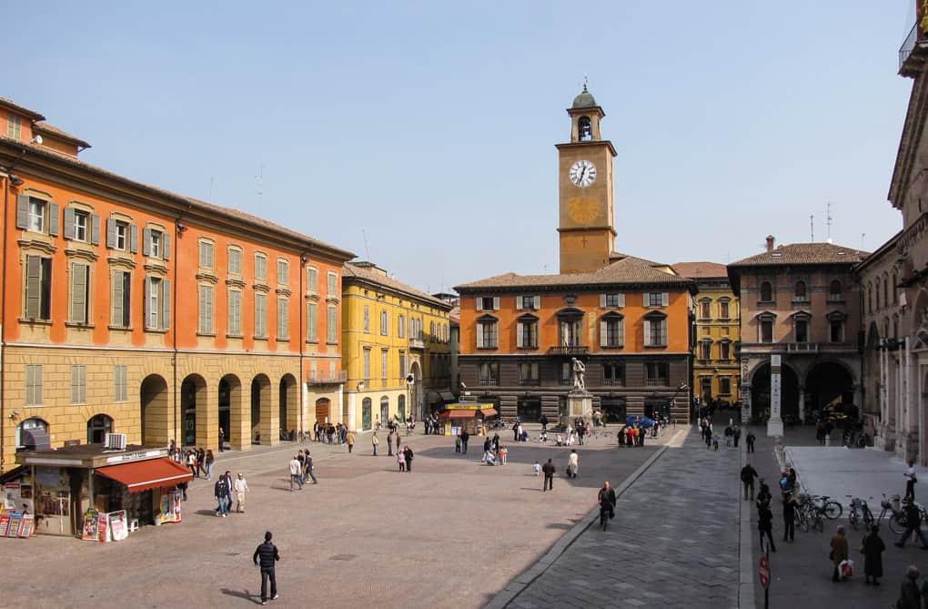 Reggio emilia la citt del tricolore sun hotel rubiera for Subito it reggio emilia arredamento