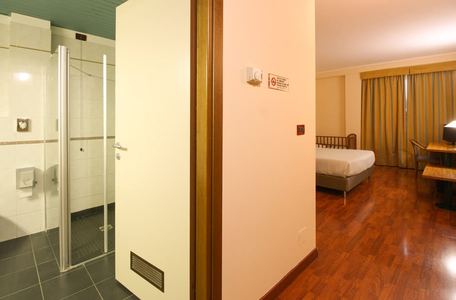 camera singola sun hotel