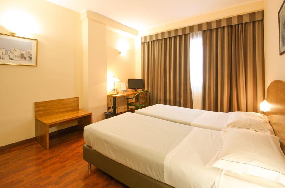 camera doppia hotel rubiera
