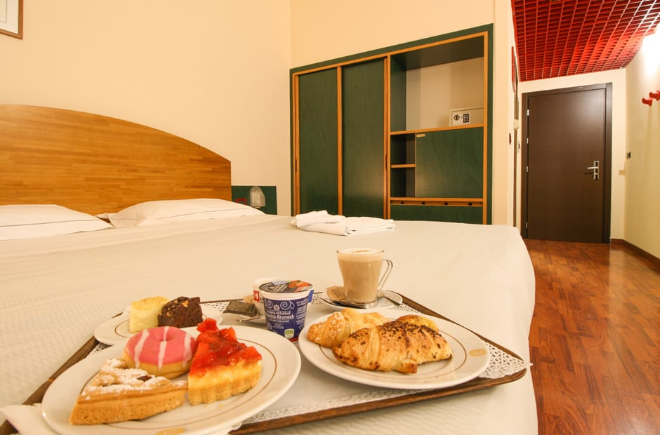 camera matrimoniale Sun Hotel 1