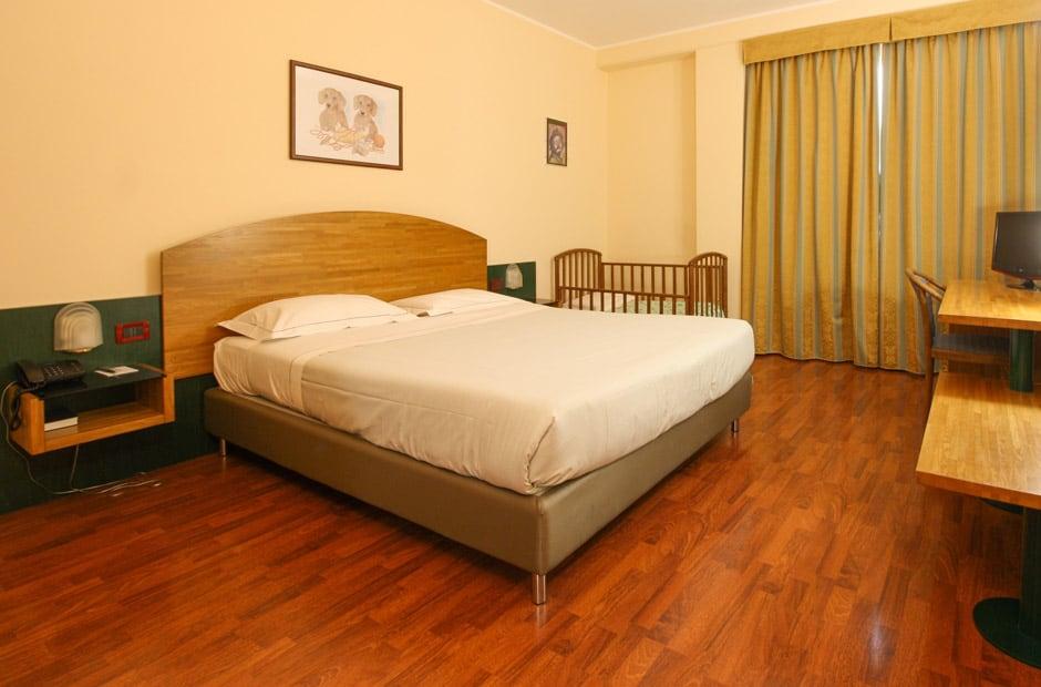 camera matrimoniale hotel rubiera