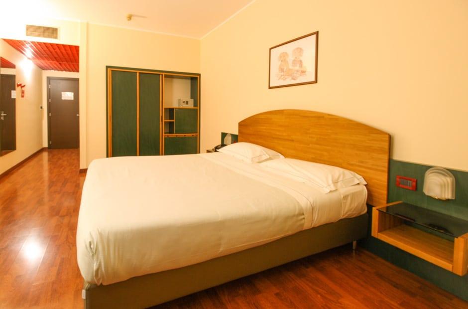 camera matrimoniale sun hotel rubiera reggio emilia