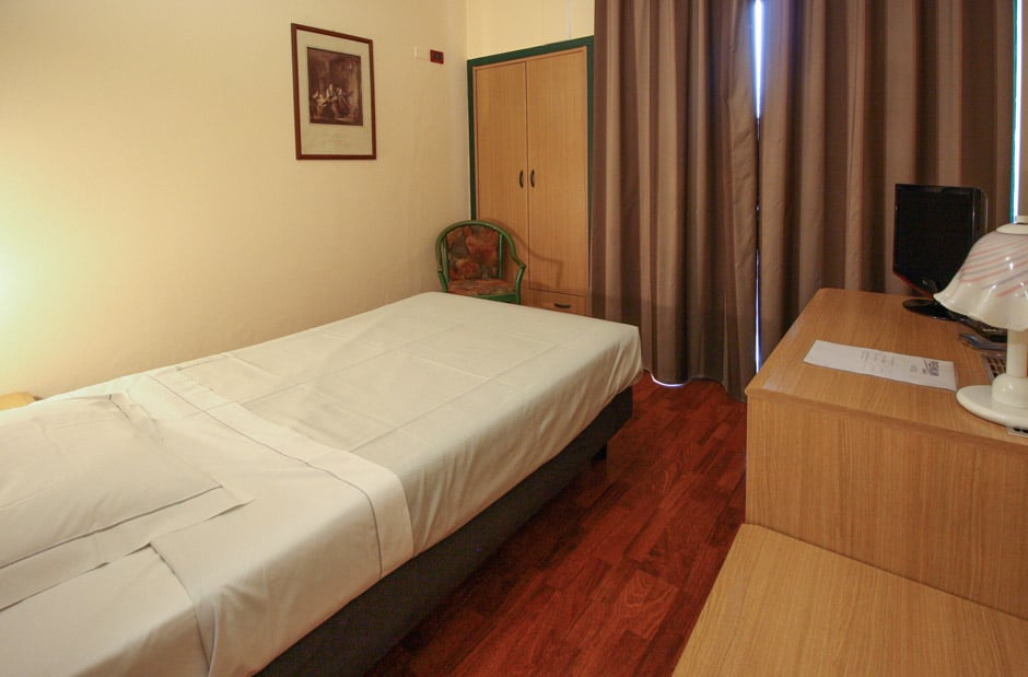 camera singola economy Sun Hotel Rubiera 2