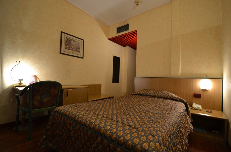 camera singola economy Sun Hotel