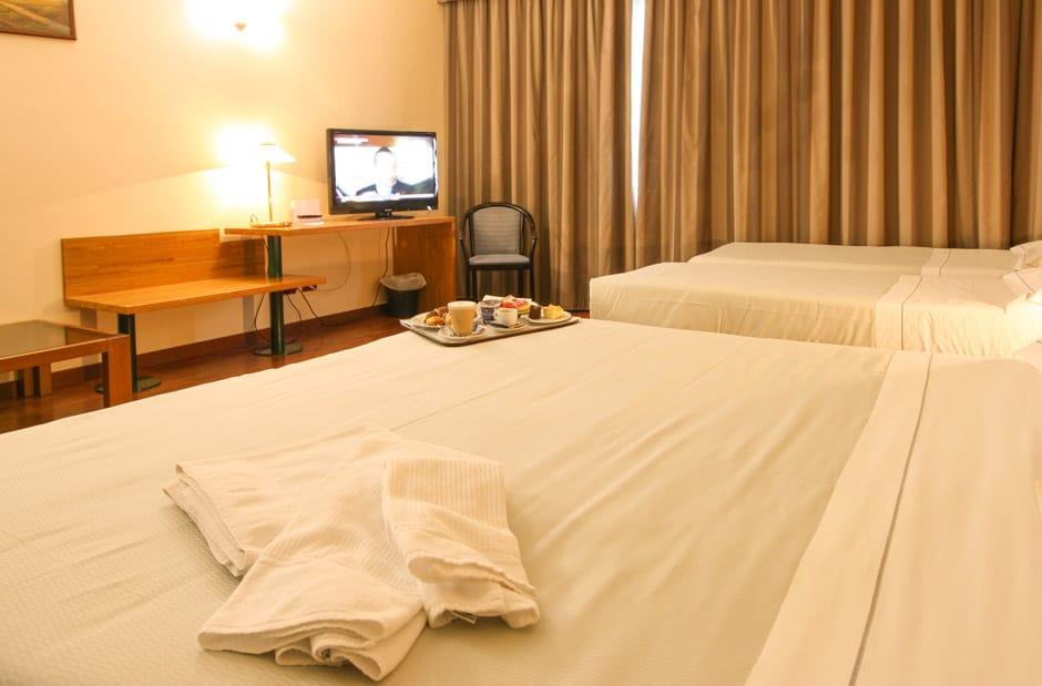 camera tripla e quadrupla Sun Hotel Rubiera