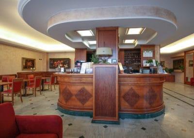 reception sun hotel 1